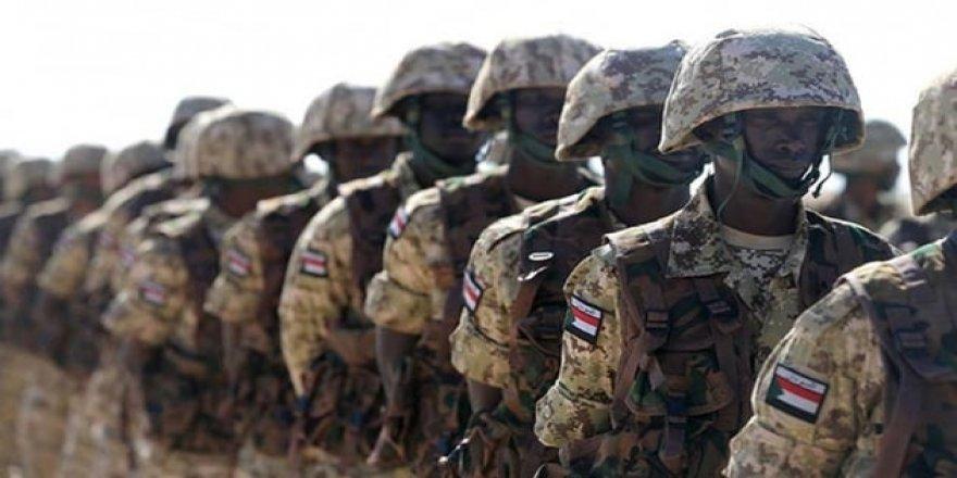 Sudan: İsrail heyeti, Sudan ordusuna ait savunma sanayi sistemlerini inceledi