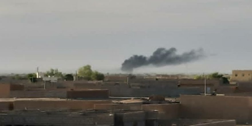 Mali'de Fransız askeri üssü füzeyle vuruldu