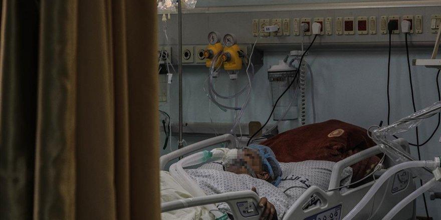 Filistin'de Kovid-19 salgınında vaka sayısı 100 bini aştı