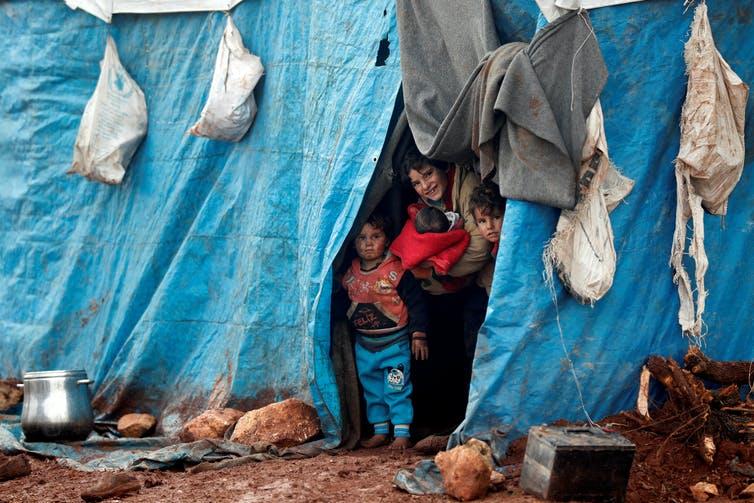 Pandemi döneminde 10 binden fazla mülteciye yardım eli uzatıldı