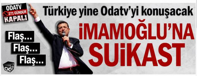 Türkiye yine OdaTV'yi konuşuyor!