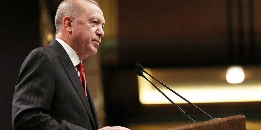 Cumhurbaşkanı Erdoğan'dan temsilcilik açmayan sosyal medya şirketlerine tepki
