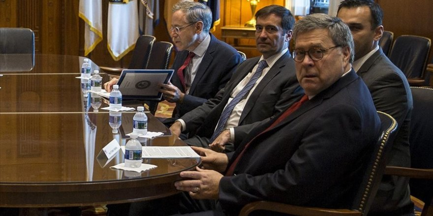 ABD Adalet Bakanından Trump'ı üzecek seçim açıklaması