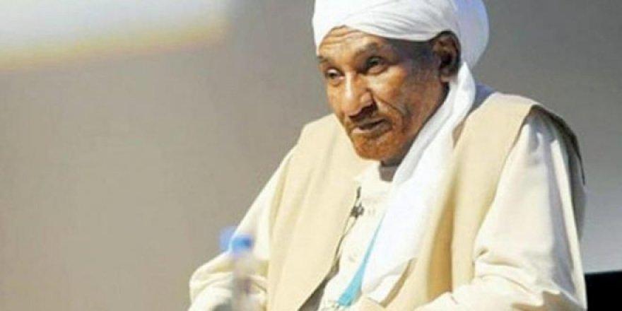 Sudan siyasetinin önemli aktörü: Sâdık el Mehdî