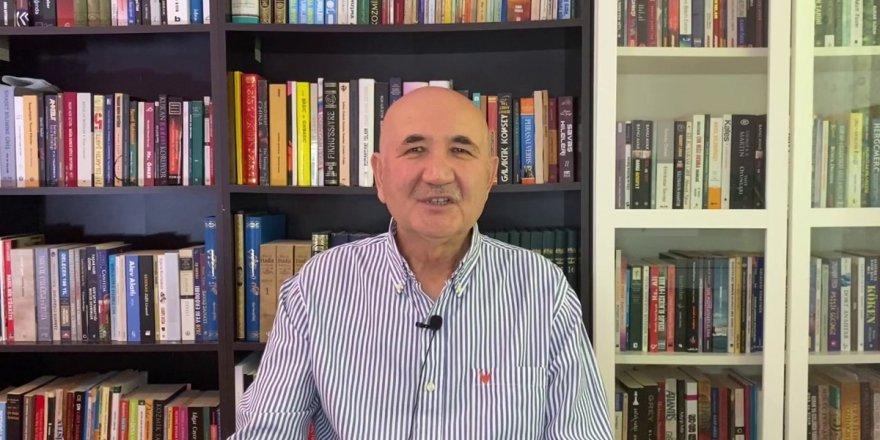 Geri Gönderme Merkezinde tutulan Uygur yazar ve yönetmen Mehmet Emin Hazret zalim Çin'e iade mi edilecek?