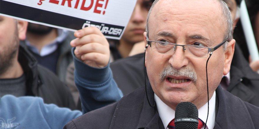 Mazlum ve mağdurların cesur avukatı Necip Kibar