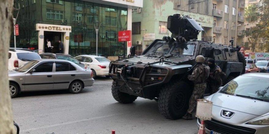 Kahramanmaraş'ta polise saldıranın Türk vatandaşı olduğu belirlendi