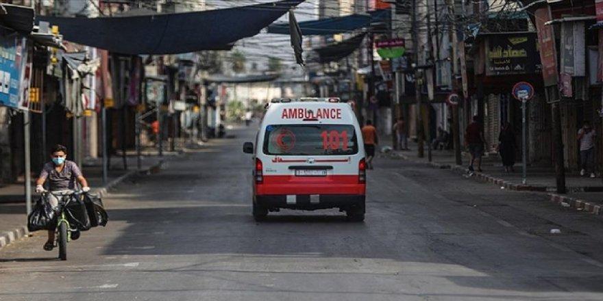 İsrail ablukası ve Kovid-19 Gazze'yi felakete sürüklüyor
