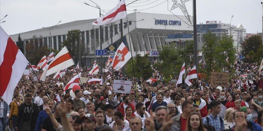 BM'den Belarus'a 'gözaltına alınan protestocuların tamamı serbest bırakılsın' çağrısı