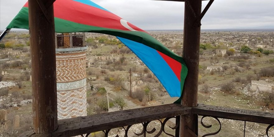 Azerbaycan'dan Fransa'ya Karabağ notası