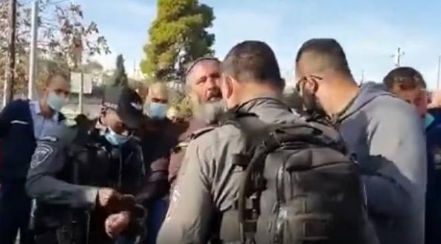 Kiliseye saldırıyı Filistinli Müslümanlar engelledi