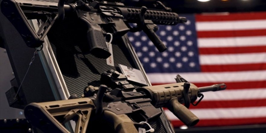 ABD bu yıl 175 milyar dolarlık silah sattı