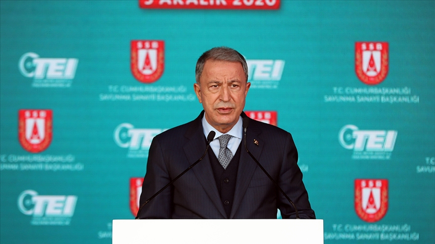 """""""Azerbaycan Karabağ'ı işgalden yerli ve milli silah sistemlerimizin de katkısıyla 44 günde kurtardı"""""""