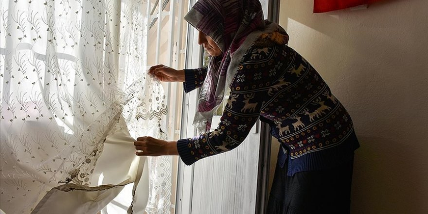 Evlat nöbetindeki ailenin evine kundaklama girişimi