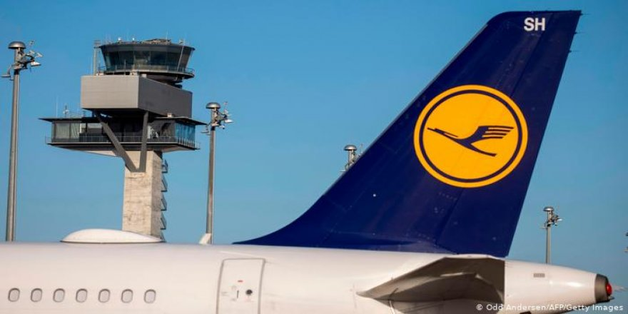 Almanya'nın en büyük havayolu şirketi Lufthansa 29 bin kişiyi işten çıkartacak