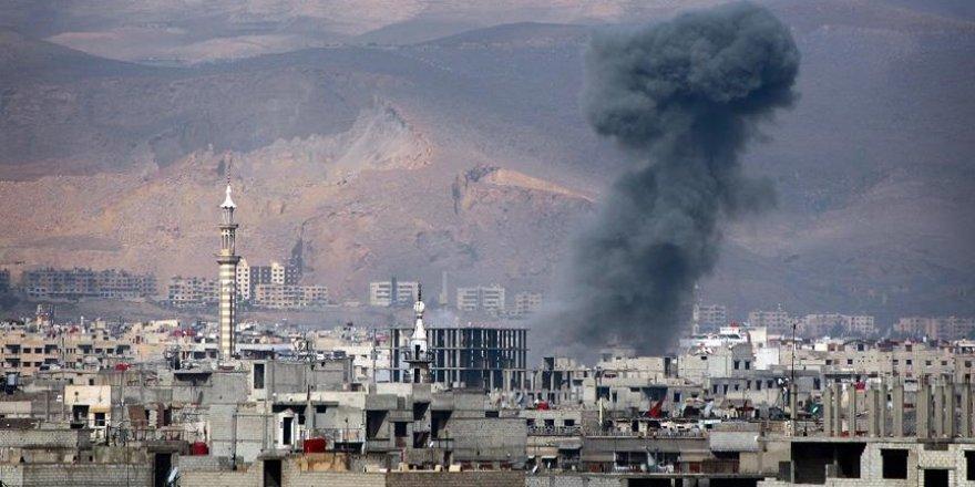 Esed rejimi İdlib'de 9 ayda 4 bin 200 ateşkes ihlali gerçekleştirdi