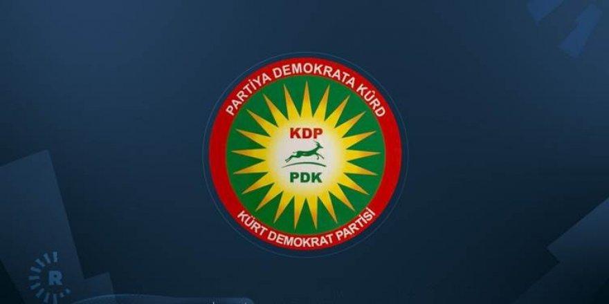 KDP'nin Türkiye kolu kuruldu