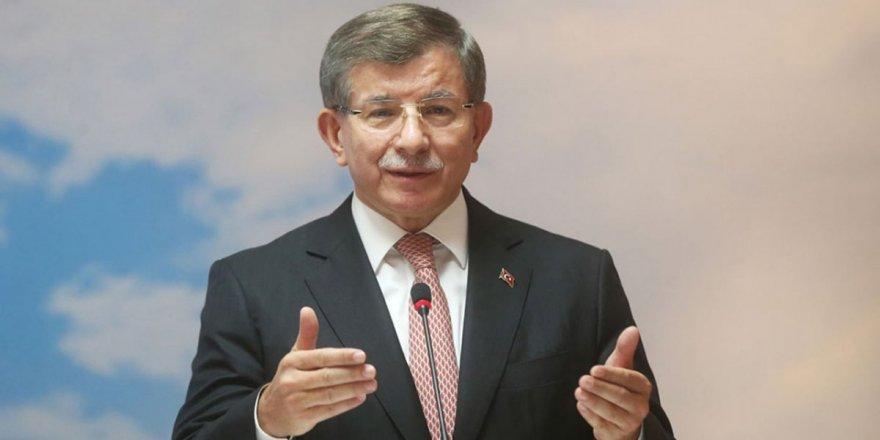 Ahmet Davutoğlu: Asgari ücret 3 bin 300 lira olmalı