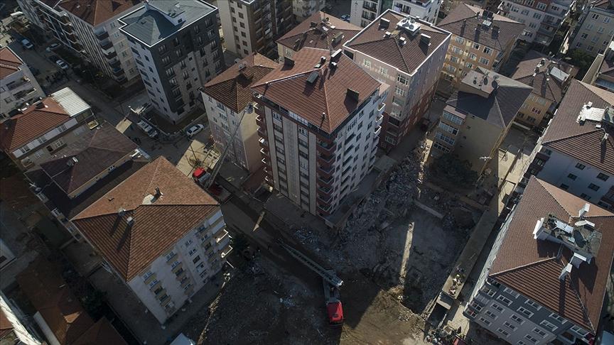 Deprem dönüşümü için 16 milyar lira harcandı