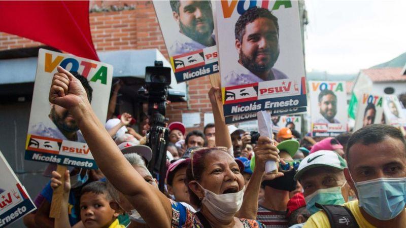 Venezuela seçimleri ve Venezuala'nın geleceği