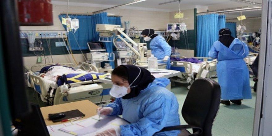 İran'da korona ölümleri artıyor: 24 saatte 323 ölüm