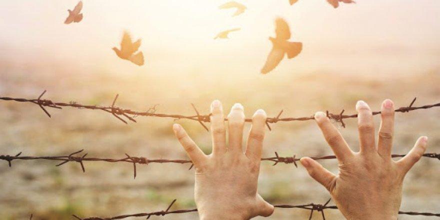 Bütün dünyada insan hakları için mücadeleye devam etmeliyiz!