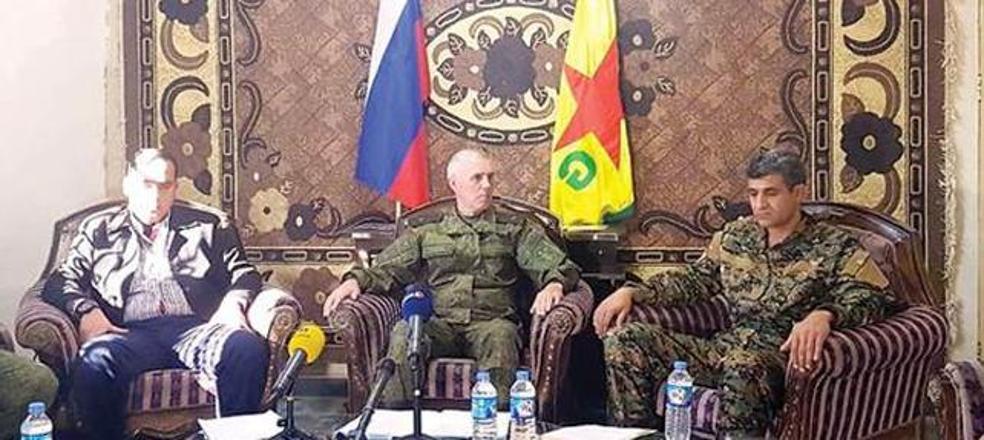 Rusya, PKK/YPG ile olan ilişkisini gizleme ihtiyacı bile hissetmiyor!