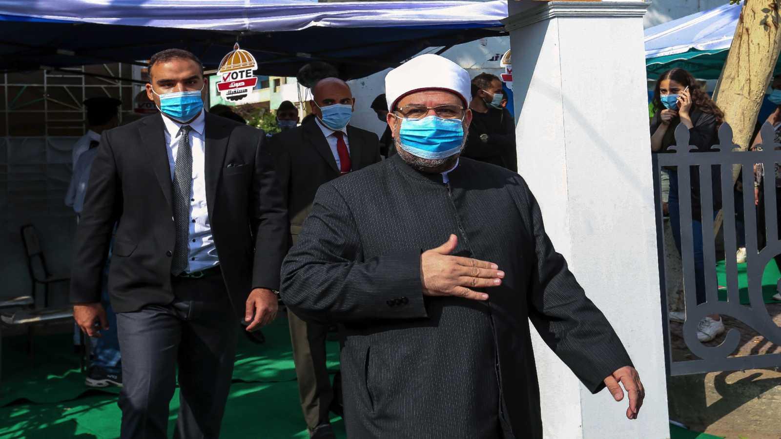 Mısır'da imamlar Müslüman Kardeşler ile bağları olduğu gerekçesiyle görevden alınıyor