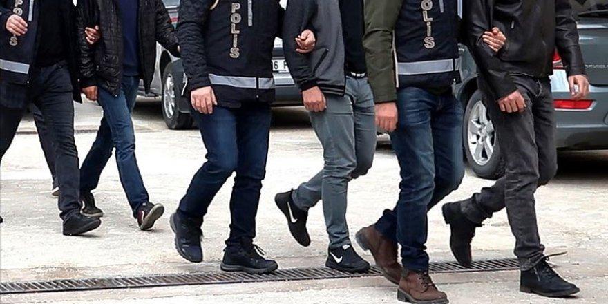 Ankara'daki suç örgütü operasyonunda 29 şüpheliden 10'u tutuklandı