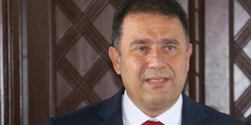 KKTC Başbakanı Saner: Kışkırtıcı sondaj faaliyetlerinde bulunan taraf, Güney Kıbrıs Rum Yönetimi'dir