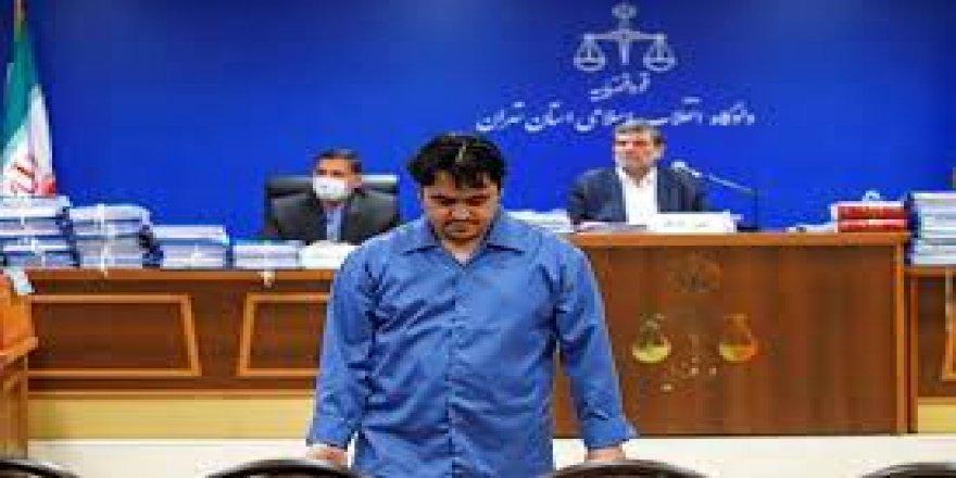 İran'da gazeteci Ruhullah Zem idam edildi
