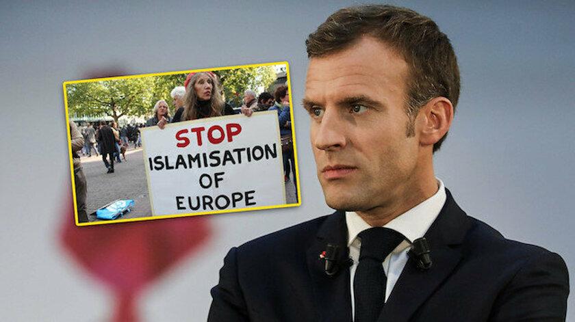 Fransa'da 'Müslümanlar için toplama kampları' konuşuluyor!