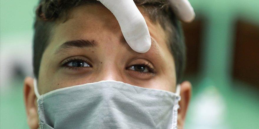 İsrail saldırılarında gözlerini kaybeden Filistinliler TİKA destekli yapay göz projesiyle eski görünümlerine kavuşuyor