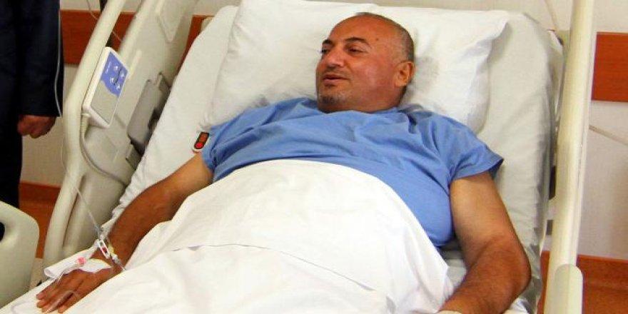 Filistinli gazeteci Ömer Haşram vefat etti