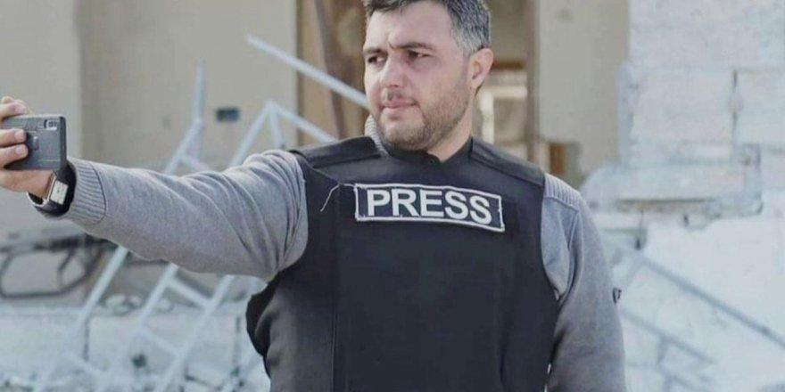 TRT Arapça'ya da çalışan Suriyeli gazeteci öldürüldü