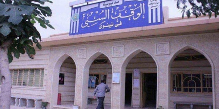 Musul'da Sünni Vakfı'na silahlı baskın