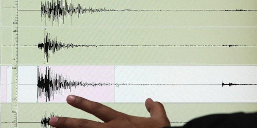 Van'da 4,7 büyüklüğünde deprem oldu