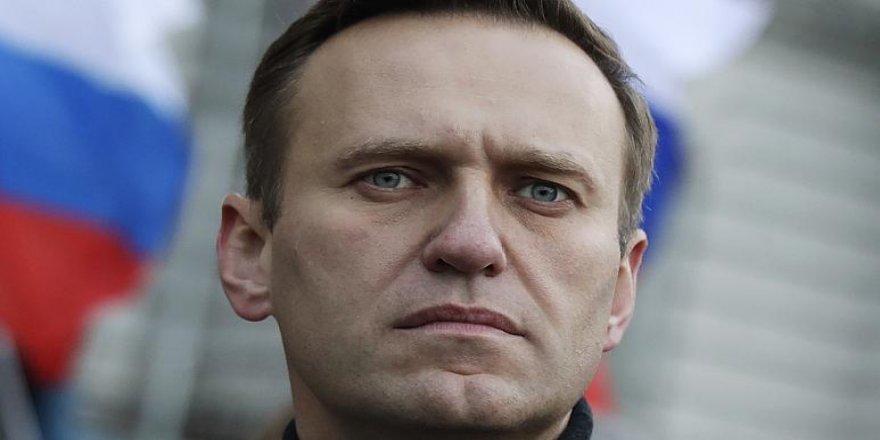 Rus muhalif Navalny, istihbaratçı 8 ajan tarafından ikinci kez zehirlendi iddiası