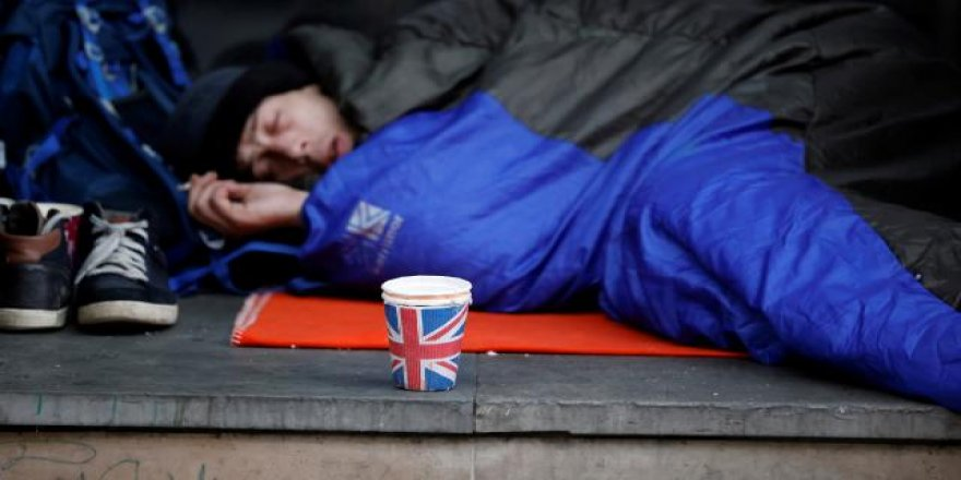 İngiltere'de 2019'da 778 'evsiz' sokakta öldü