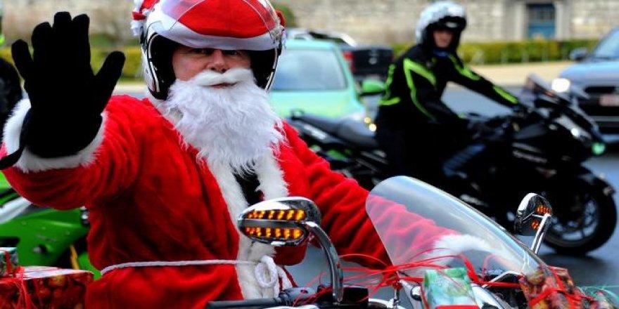Noel Baba kıyafetiyle gittiği bakımevinde 118 kişiye COVID-19 bulaştırdı