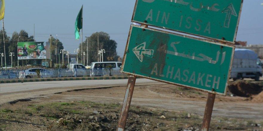 YPG/PKK Haseke'de muhalif parti ofislerine saldırıyor