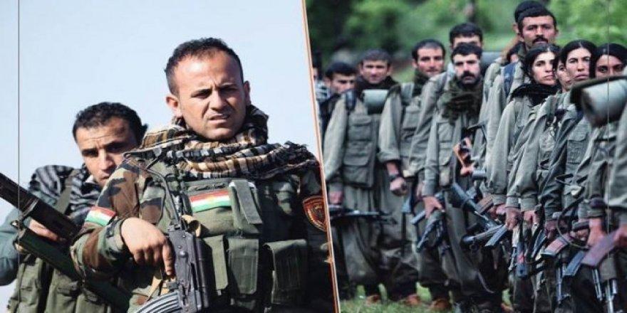 PKK Peşmerge'yi vuruyor, Türkiye solu KDP'yi sorumlu tutuyor!