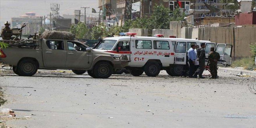 Afganistan'da bir törene bombalı saldırı: 15 ölü