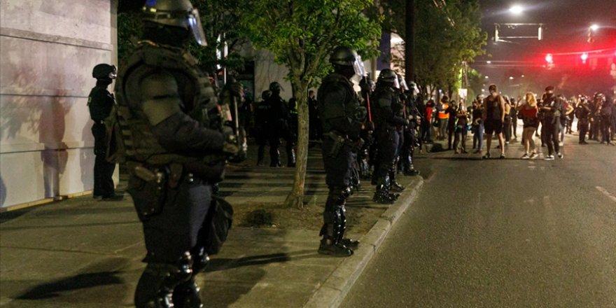 Rapor: New York'taki Floyd gösterilerinde polis aşırı güç kullandı