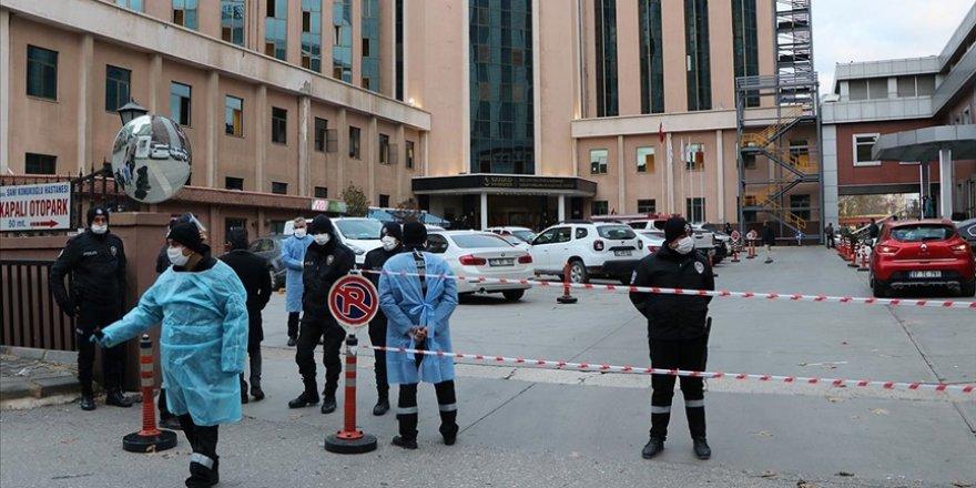 Gaziantep'te hastanede çıkan yangında 9 hasta hayatını kaybetti