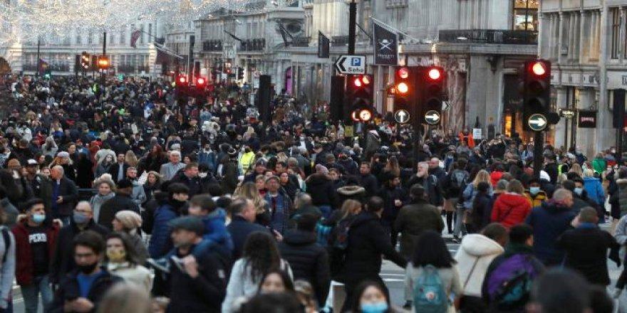 İngiltere'de 'mutasyonlu virüs' paniği