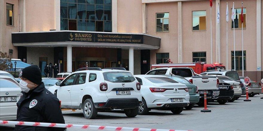 Gaziantep'teki hastanede çıkan yangında hayatını kaybedenlerin sayısı 11'e yükseldi