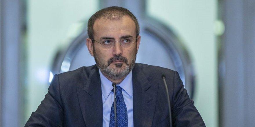 AK Partili Mahir Ünal'a göre 'Çıplak arama' gündemi FETÖ provokasyonu!