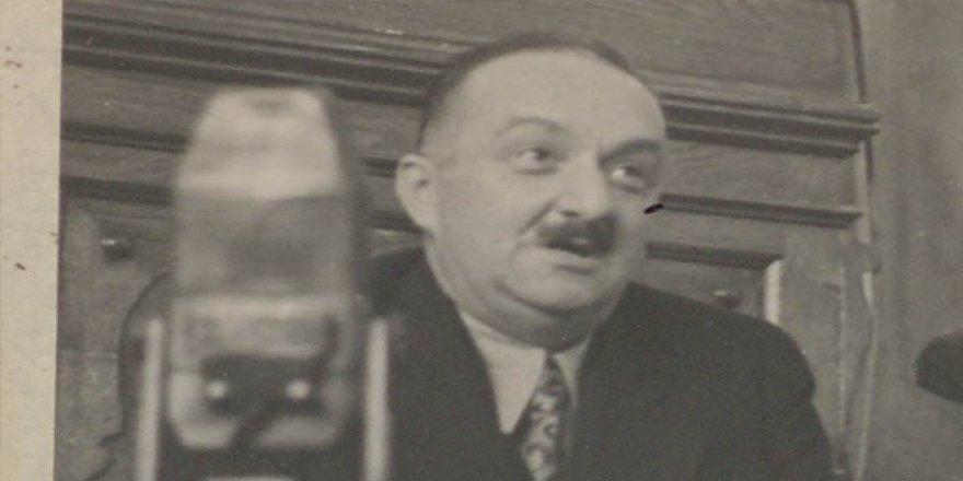 Irkçı 'Adalet' Bakanı: Mahmut Esat Bozkurt
