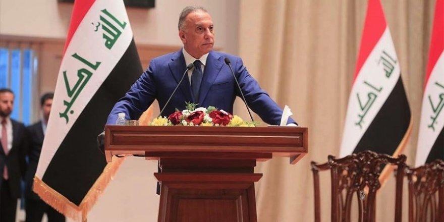 Irak Başbakanı Kazımi: Türkiye, Irak'ı 5 milyar dolar desteklemeye hazır